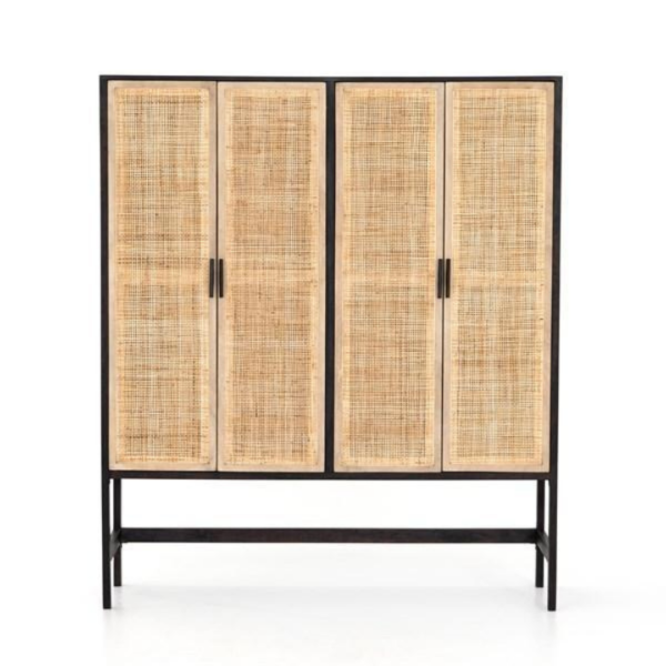 Woven Willa Cabinet Front