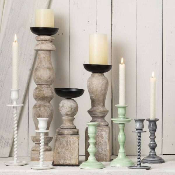Assorted Tapered Candle Holders
