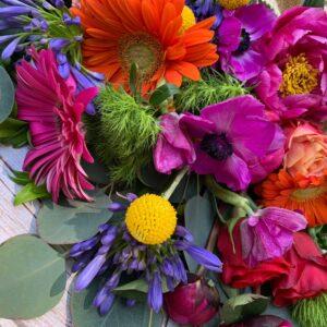 Brilliant Bouquet Paint by Numbers Kit