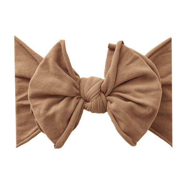 Baby Bling Camel Fab-Bow-Lous Headband