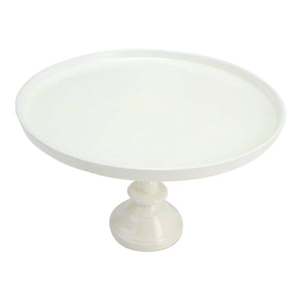 Large Ivory Pedestal 1