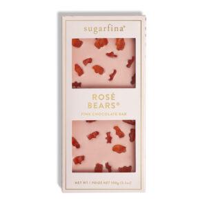 Rosé Chocolate Bar 01-Front-Web