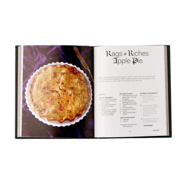 Snoop Dogg Cookbook Apple Pie Spread