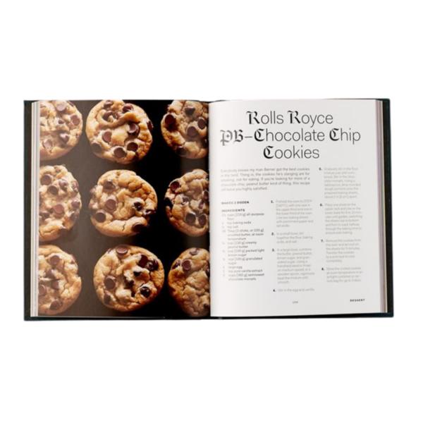 Snoop Dogg Cookbook Cookies Spread