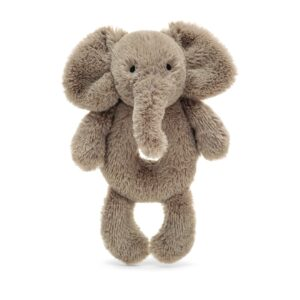 Jellycat Elephant Rattle