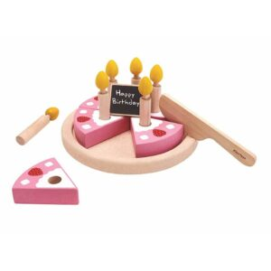 PlanToys Birthday Cake Set