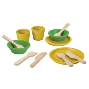 PlanToys Tableware Set