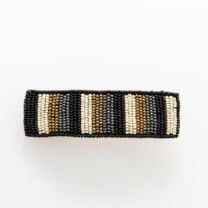 Stripe Barrette