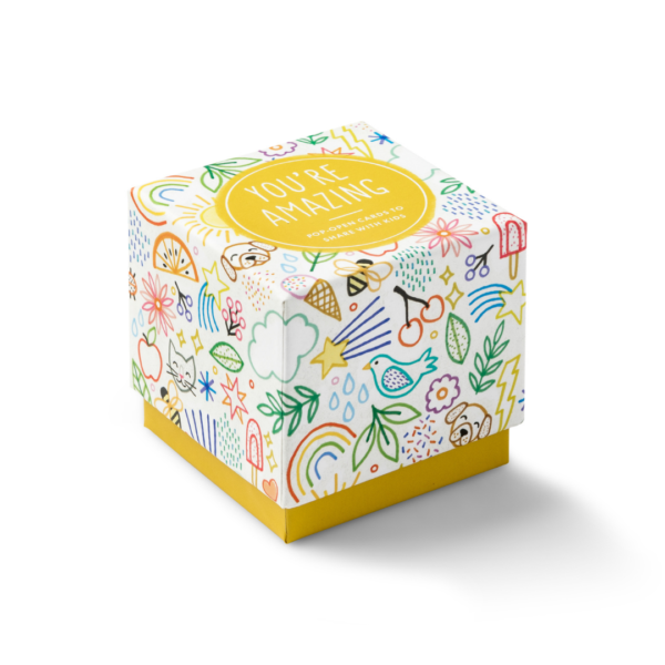 You're Amazing Pop-Open Card Set Box