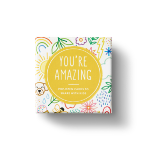 You're Amazing Pop-Open Card Set Top