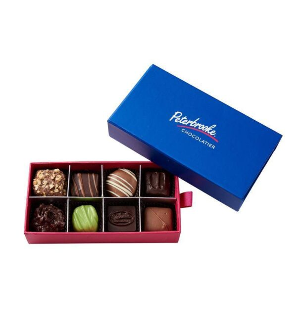 8 Piece Box of Assorted Chocolates