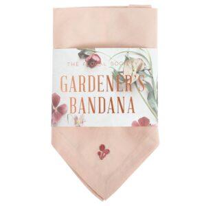 Gardener's Blush Bandana