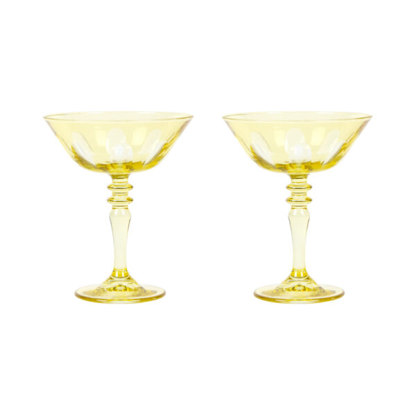 Limoncello Rialto Coupe Glass