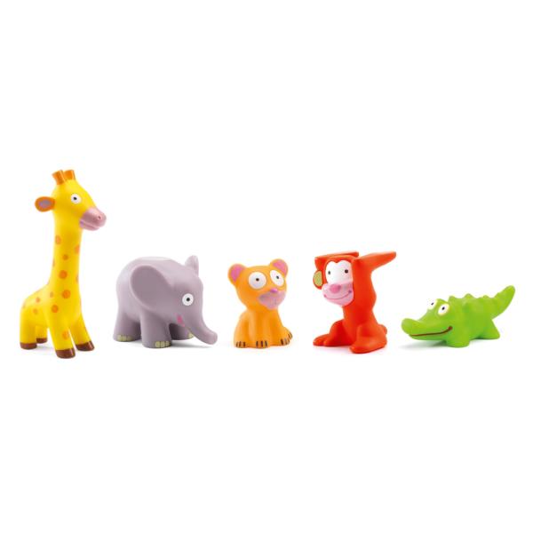 Maxi Topanijungle Animals