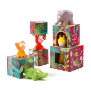 Maxi Topanijungle Blocks & Animals