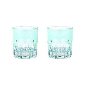 Menthe Rialto Old Fashion Glass