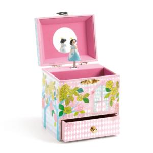 Princess Music and Treasure Box Open