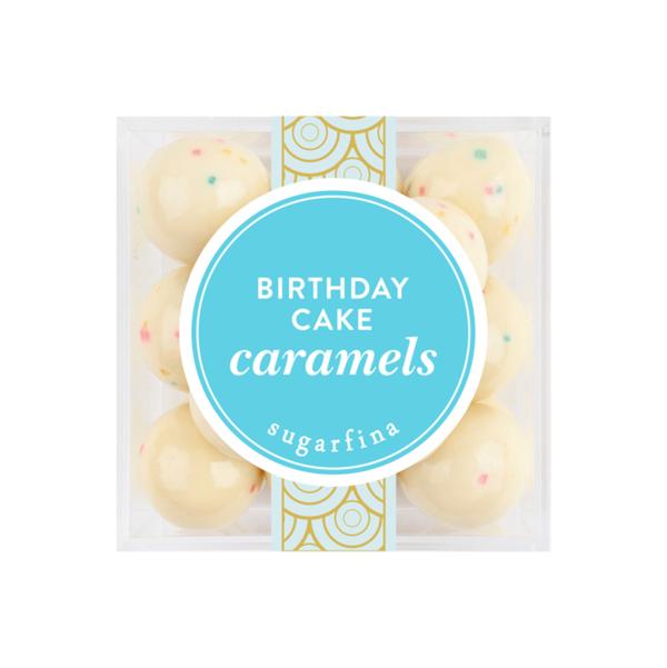 Sugarfina Birthday Cake Caramels Top