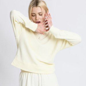 Butter Pullover Sweatshirt