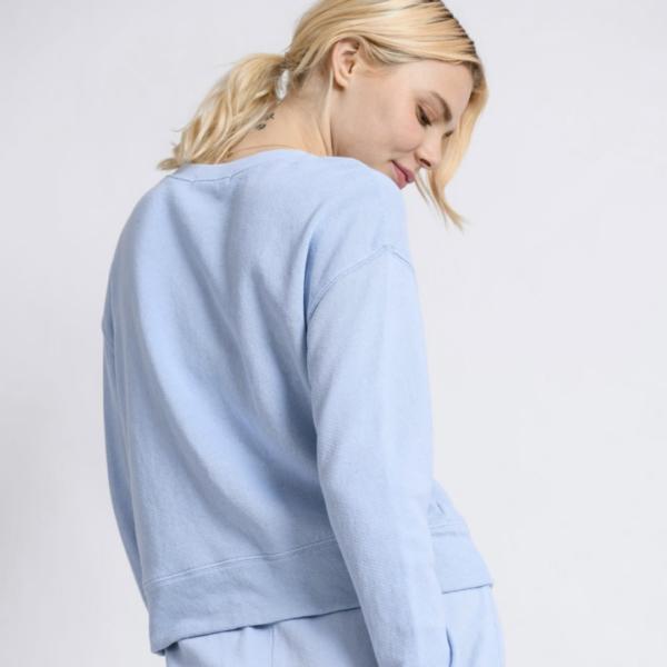 Water Pullover Sweatshirt 1