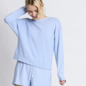 Water Pullover Sweatshirt