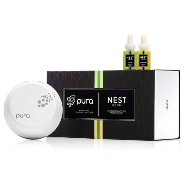Nest Pura Smart Home Fragrance Diffuser Set