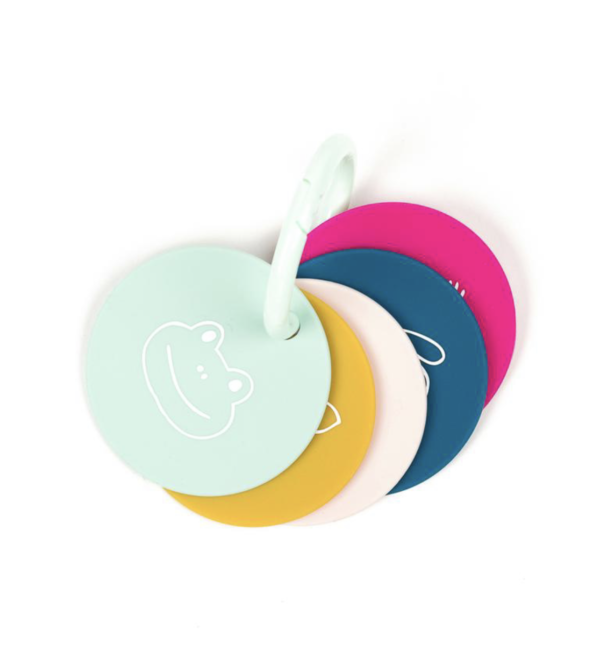 Party Animals Teething Flashcards