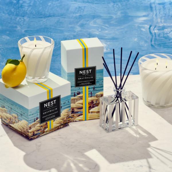 NEST New York x Gray Malin Amalfi Lemon & Mint Assorted Products