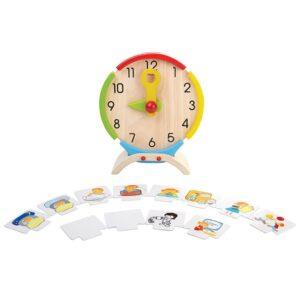 PlanToys Activity Clock