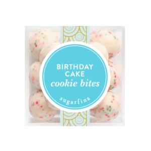 Sugarfina Birthday Cake Cookie Bites 1