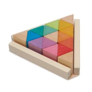 12 Triangular Blocks