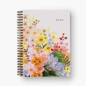 2022 12-Month Rifle Paper Co Spiral Planner