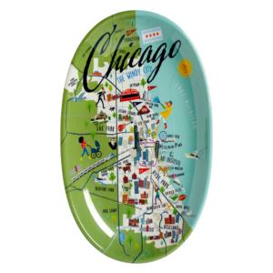 Chicago Trinket Tray