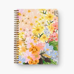 Floral Rifle Paper Co Spiral Notebook