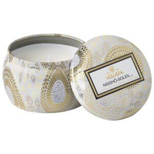 Voluspa Nissho-Soleil Mini Tin Candle