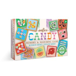 Candy Memory and Matching Little Game