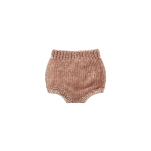 Rylee and Cru Dusty Rose Chenille Bloomer